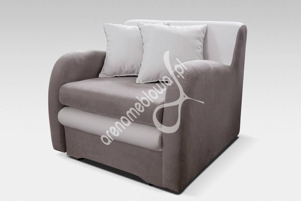 Fotel Rozkładany Aśka Pianka